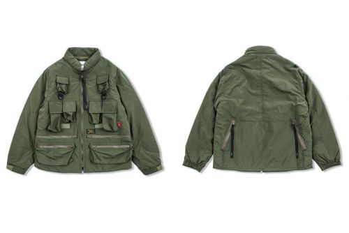 WTAPS Drops a Functional Fall Collection of Outerwear