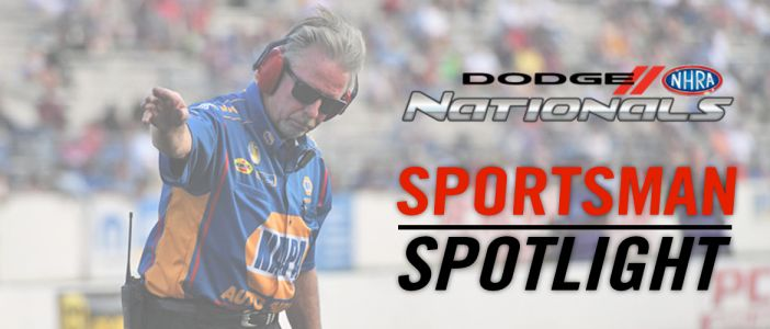 Mopar®/Dodge NHRA Sportsman Spotlight: FallNationals, Ennis, Texas Hake and Pitt Earn Dodge Awards