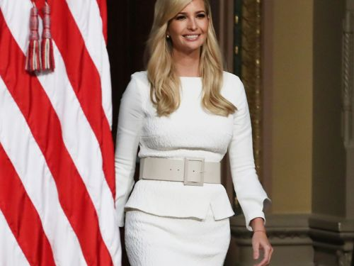 Ivanka Trump Just Wore A Designer Who Refused To Dress The First Lady