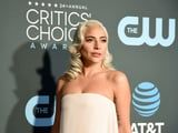 Lady Gaga Did Something Totally Unexpected With Her Beauty Look on the Red Carpet