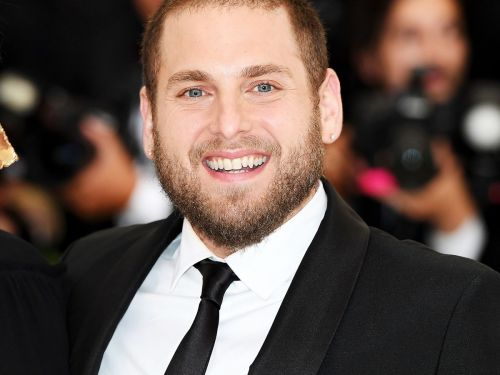 The Real Story Behind Jonah Hill's New Hot-Pink Hair