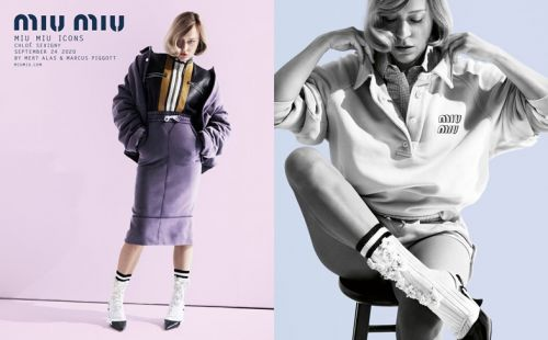 Chloë Sevigny and Kim Basinger Star in Miu Miu's Latest Campaign