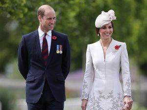 Did Prince William Just Reveal Kate Middleton's Due Date?