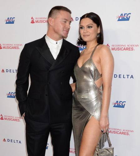 Channing Tatum and Jessie J Hit the Red Carpet Together for the First Time Just Days After Rekindling