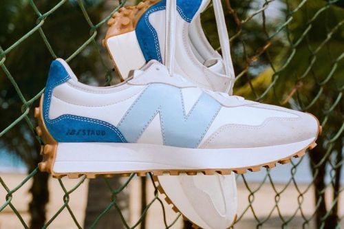 STAUD and New Balance Rekindle Partnership With a 327 and 57/40 Collection
