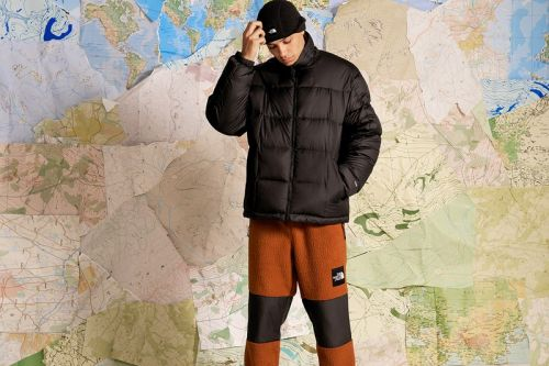 """The North Face Has You Covered Head-to-Toe in '90s-Inspired """"Back to Trail"""" Capsule"""