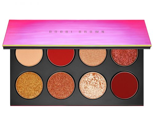 Bobbi Brown Infra-Red Eyeshadow Palette for Holiday 2018 Release Date + Official Swatches