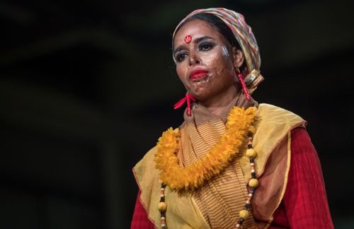 Acid Attack Survivors Walk the Runway and It's Absolutely Stunning