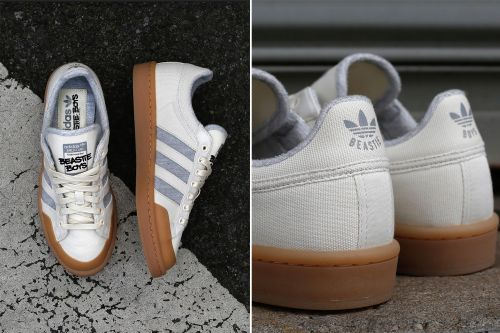 Beastie Boys and Adidas team for 'Americana' sneaker collaboration