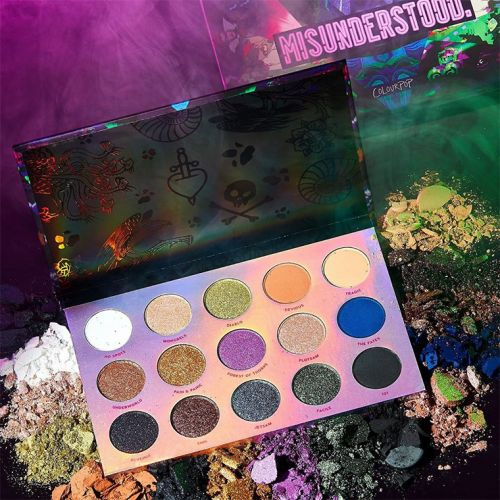 ColourPop x Disney Villains Collection for Spring 2019
