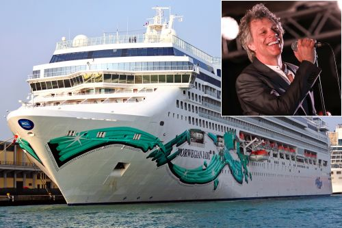 Jon Bon Jovi is hosting a cruise from Miami to the Bahamas