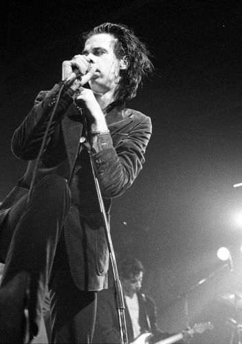Read an unseen Nick Cave poem