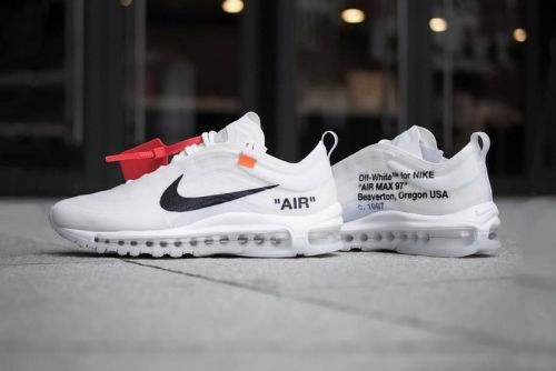 Virgil Abloh & Nike May Have Yet Another Air Max 97 Coming