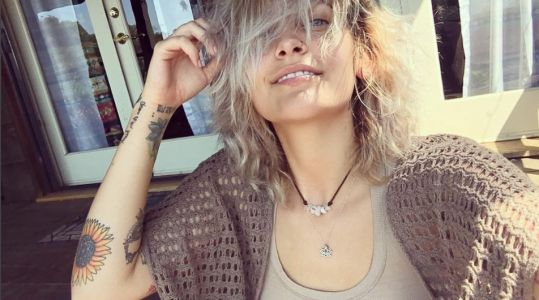 How Did Paris Jackson End Up As a New Age Model and Shaman-in-Training?