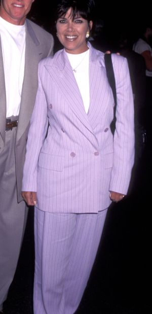 Hear Me Out-Kris Jenner's '90s Wardrobe Is So Perfect for Now