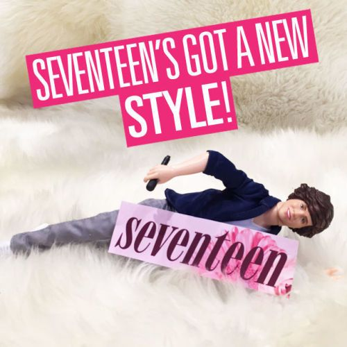 You guys! Seventeen.com got a makeover! Check it out!