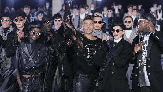 Must Read: Balmain Is Turning Its Men's Spring 2020 Runway Show Into a Music Festival, How Relevant Are the CFDA Fashion Awards?