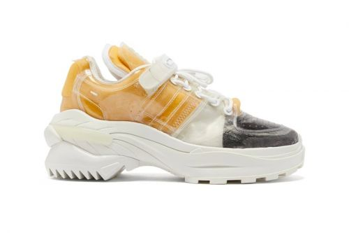 Maison Margiela Gives Its Retro Fit Trainer Three Artistic Makeovers