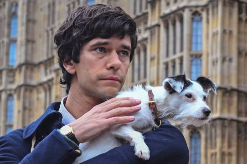 Ben Whishaw dishes on 'warped' political scandal behind new series