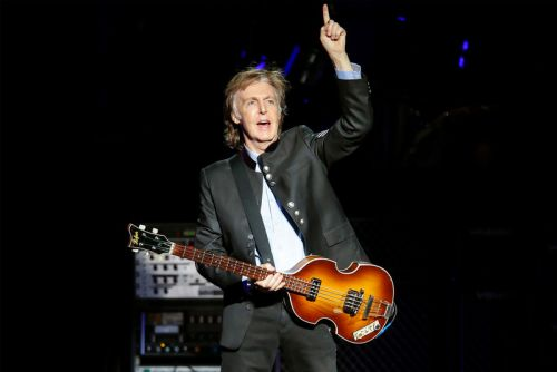 Paul McCartney Announces Freshen Up 2019 World Tour