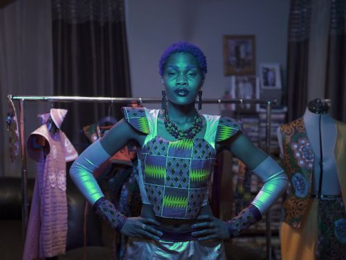 Style Out There: For Black Women, Afrofuturist Fashion Is More Than A Costume
