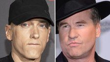 Eminem Just Shared The Weirdest Story About Him And Val Kilmer