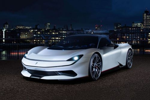 The Pininfarina Battista Brings Luxury and Speed to an Electric Supercar
