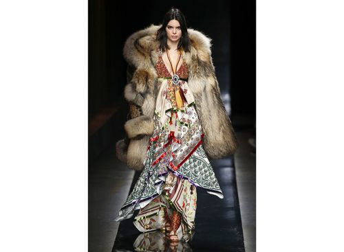 Following this Fur Coat Debacle, Is It Finally Time to Cancel DSquared2?