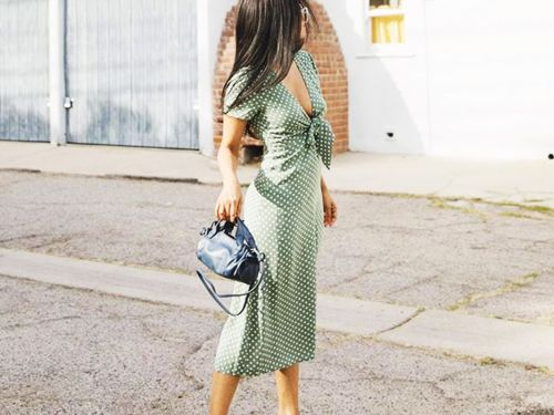 All the Midi Dresses Worth Buying Are Under $200