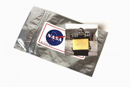 Duane King & PINTRILL Turn NASA's Pioneer Plaque into Limited Pin