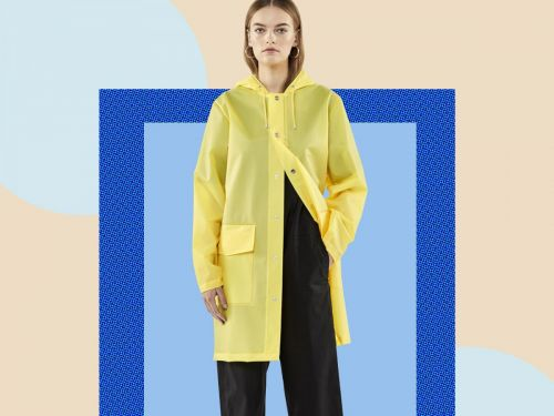 Save These Five Outfits For A Rainy Day