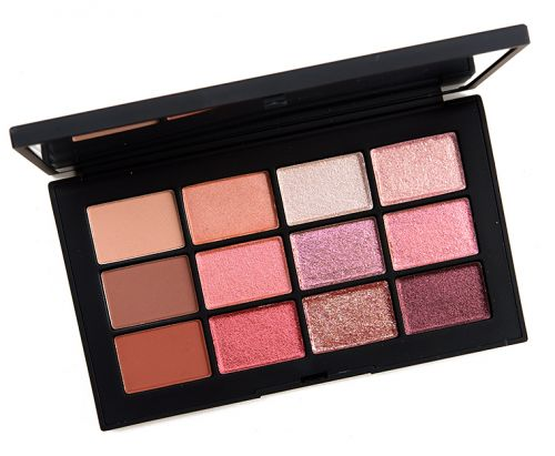NARS Ignited Eyeshadow Palette Review & Swatches