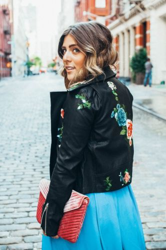 A Day in the Life of a Full-Time Fashion Blogger