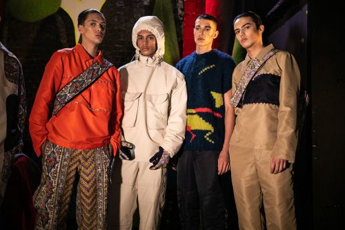 WATCH: Moschino Men's & Women's Pre-Fall 2019 Show is Live from Rome
