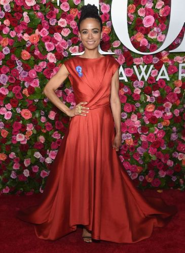 The Best Red Carpet Looks From the 2018 Tony Awards