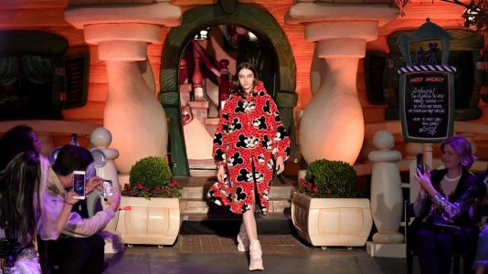 Opening Ceremony Unveils the Ultimate Disney Collaboration, Complete With a Runway Show at Disneyland