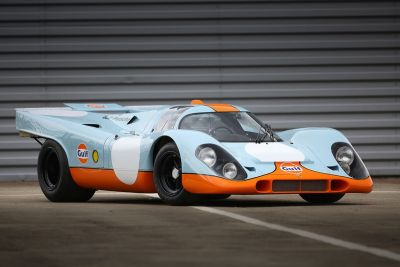 Steve McQueen's Iconic 917 Just Became the World's Most Expensive Porsche