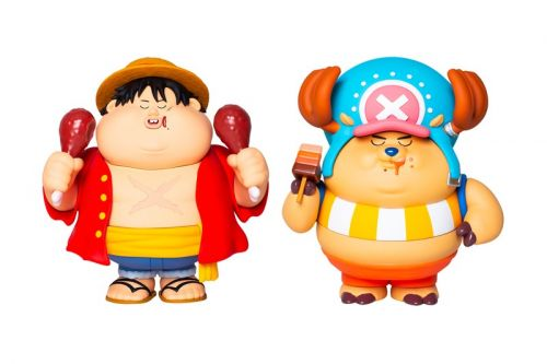 """Premium BANDAI Joins The BUSTERCALL Project for """"Chunky"""" One Piece Figures"""