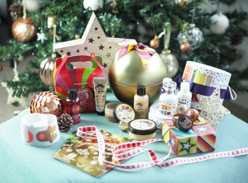 Christmas Is Coming! Ultimate Festive Treats & Gifts For All Your Loved Ones With The Body Shop
