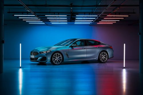BMW Unveils $120K USD 8 Series Gran Coupe M850i