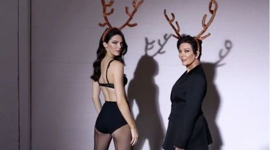 Naughty or Nice? Celeb-Inspired Christmas Lingerie for All Your Holiday Fun