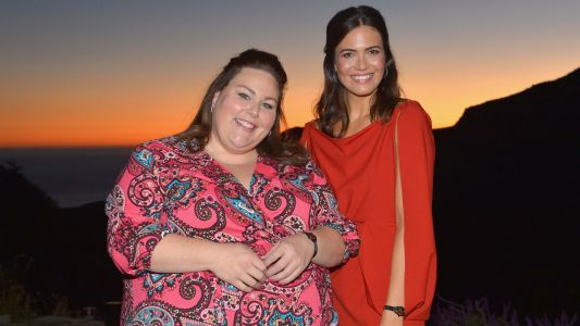 Mandy Moore Drops a Couple of 'This Is Us' and Red Carpet Fashion Spoilers