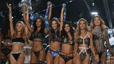 WATCH: It's SHOWTIME! Take A Look Behind This Year's Victoria's Secret Fashion Show