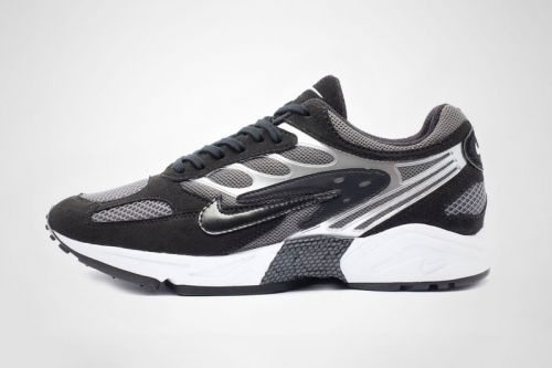 Nike's Air Ghost Racer Arrives in Stealthy Black & Grey