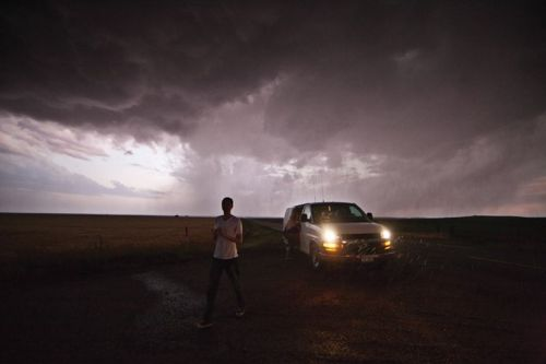 What it's like to live your life as a storm chaser