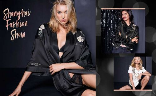 Victoria's Secret to charm China with fashion show