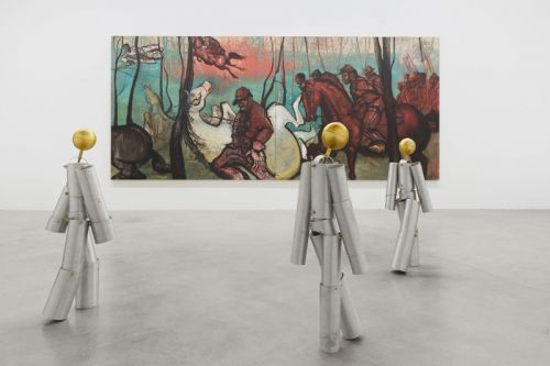 """Josh Callaghan and Chaz Guest Seek the """"Promised Land"""" in Duo Exhibition"""