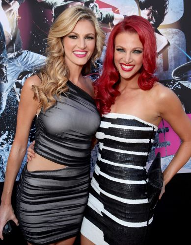 'DWTS' Host Erin Andrews Has the Closest Bond With Her Professional Dancer Sister Kendra