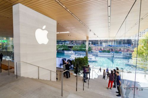 Apple Officially Becomes World's First $1 Trillion USD Company