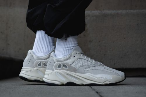 "Take an On-Foot Look at the adidas YEEZY BOOST 700 ""Analog"""